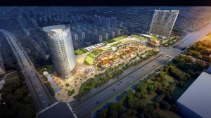 SCPG Nantong InCity Birds Eye