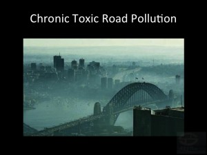 Roadside Pollution Reduction - Via More Zero Emission Commuting