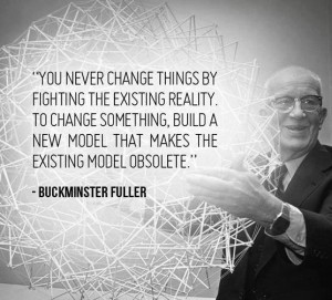 The Dao of Buckminster Fuller