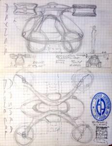ASYNSIS Apsara Concept Sketch